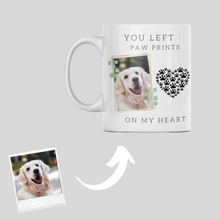 Load image into Gallery viewer, Dog Memorial Custom Mug