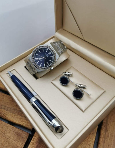LOUIS MARTIN MEN WATCH ACCESSORIES KIT - Rozyana