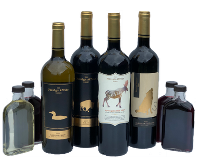 Virtual Tasting Kit - Small Lot Wines Sampling
