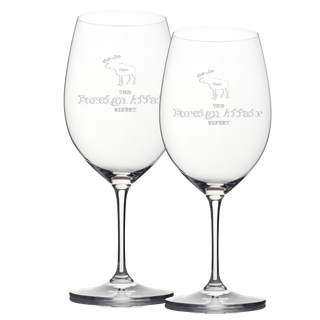 Glassware - set of 2