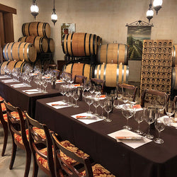 Winery Tour & Barrel Tasting with Artisanal Cheese