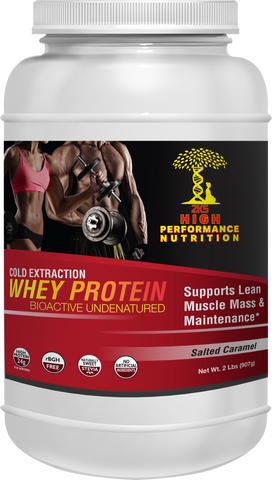 Whey Protein w/ Enzymes
