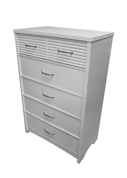 Octavia Five Drawer Chest