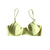 TROPEZ BIKINI TOP IN AVOCADO GREEN