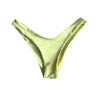 MALDIVES BIKINI BOTTOMS IN AVOCADO GREEN - PINKCOLADA