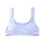 CATALINA BIKINI TOP IN PASTEL PURPLE - PINKCOLADA