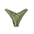 MALDIVES BIKINI BOTTOMS IN KHAKI WILLOW