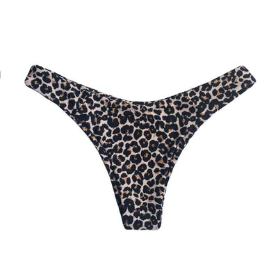 MALDIVES BIKINI BOTTOMS IN CHEETAH
