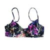 TROPEZ BIKINI TOP IN NIGHT FLORAL