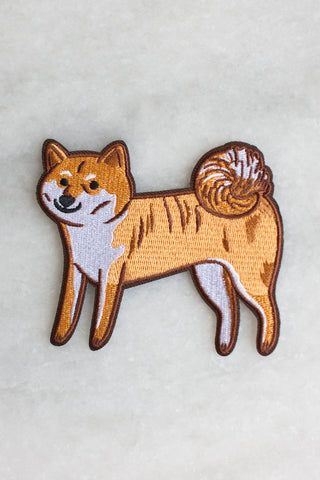 Aiko Iron-On Patch