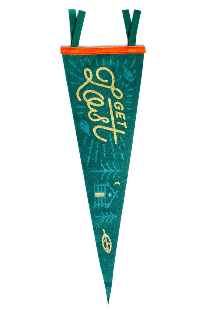 Get Lost Large Pennant