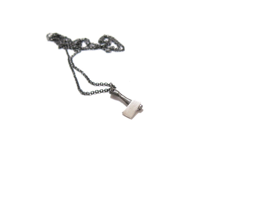 Mini Axe Necklace