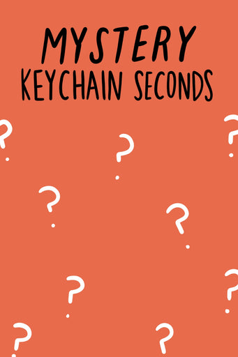 MYSTERY SALE - KEYCHAIN SECONDS