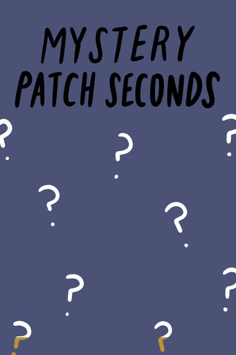 MYSTERY SALE - PATCH SECONDS