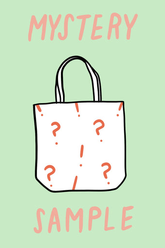 MYSTERY SAMPLE SALE - Tote Bag