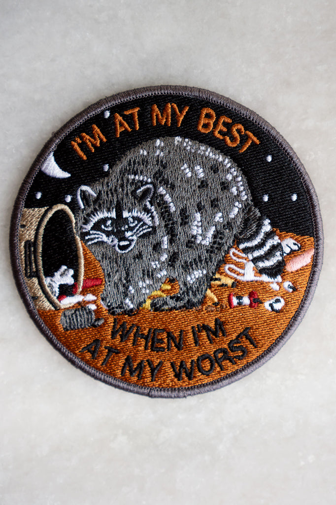 At My Best Patch
