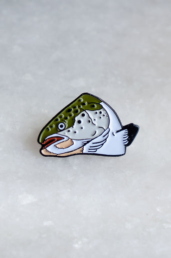 Fish Head Pin