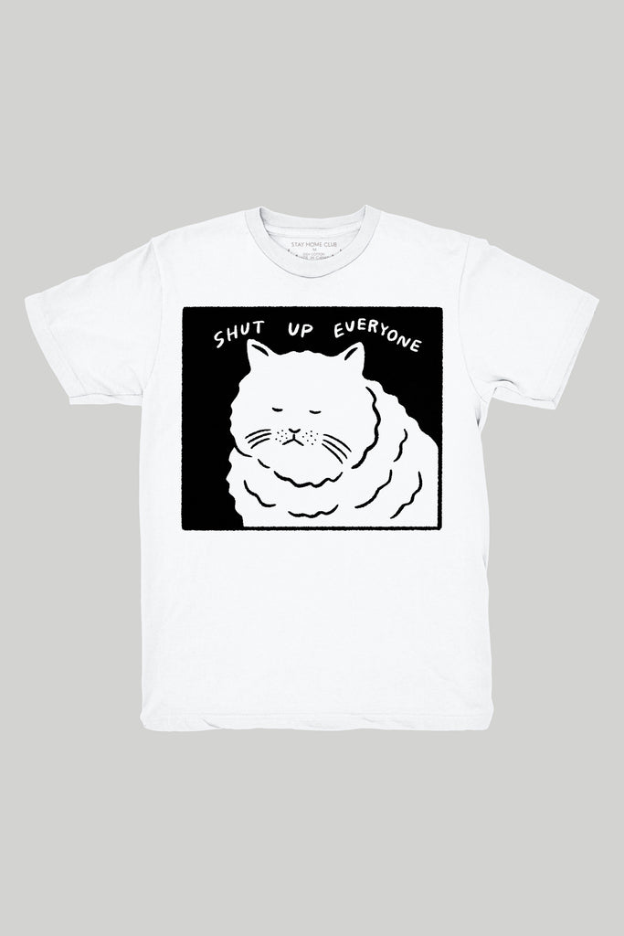 Shut Up Everyone (Satoshi) T-Shirt