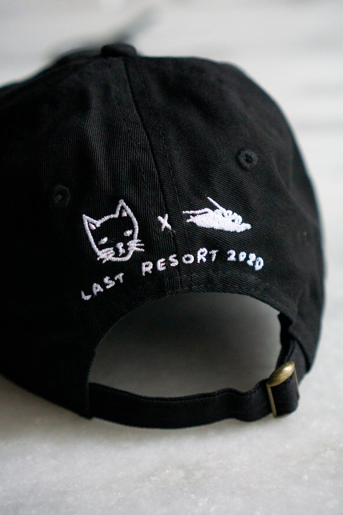 Last Resort Dad Hat