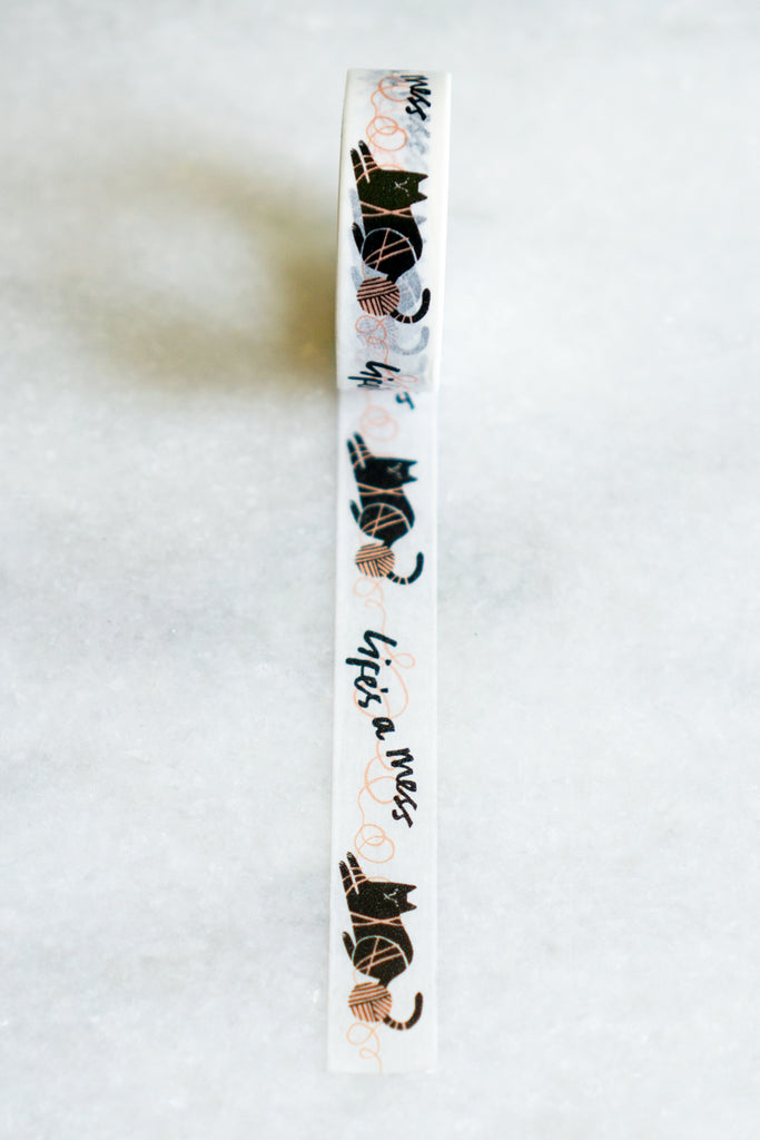 Life's A Mess Washi Tape