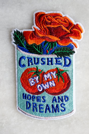 Crushed Patch