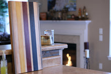 Load image into Gallery viewer, exotic wood cutting board - Slick Willy Woodworking