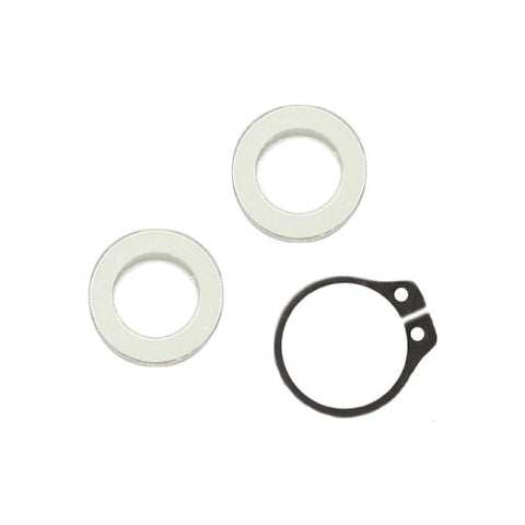 Lock-On Gaskets & Clip