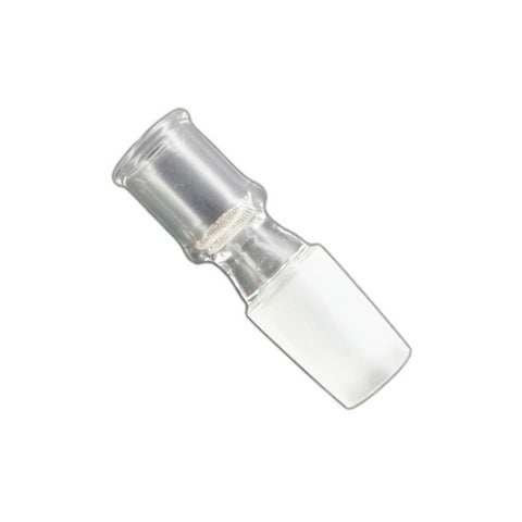 Glass-on-Glass Stem - 14mm Male
