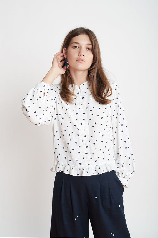 The 'In the Vault' blouse