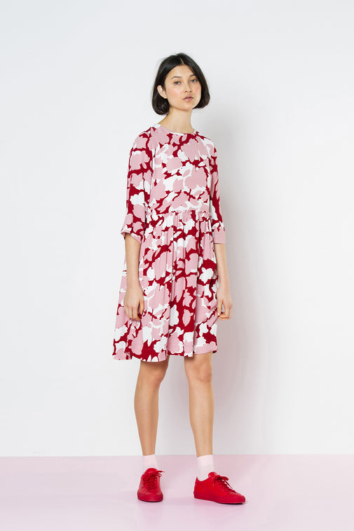 Zadie gather dress