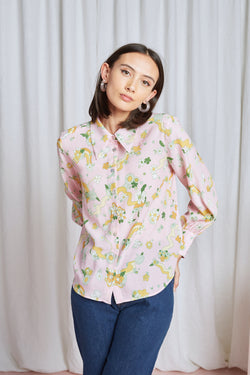 Pathway blouse