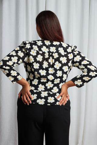 Esoteric blouse