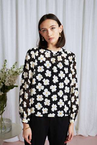 Sparrowhawk blouse