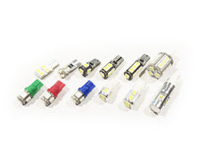 Enlight T10 Based LED Bulbs (194 168 W5W 921 etc)