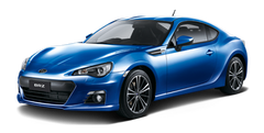 Enlight your Subaru BRZ