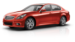 Enlight your Infiniti G37 Sedan