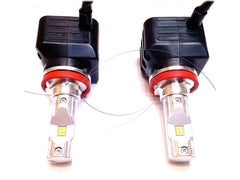 Enlight SolarFlare LED Headlight Kit (Low Beam) - 2014+ GMC Yukon H11 Bulb Type