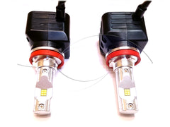 Enlight SolarFlare LED Headlight Kit - H11/H9/H8/H16 Bulb Type