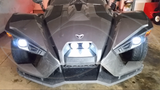 Polaris Slingshot - Enlight Xenon HID Headlight System (High Beam Center Lights)