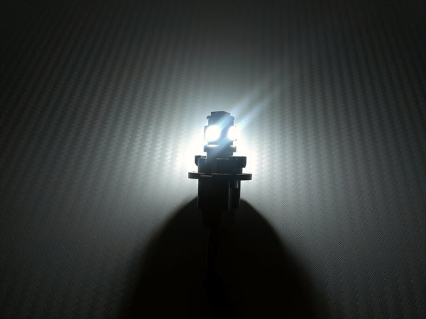 T5 Mini 3-LED CANBUS Wedge Bulb