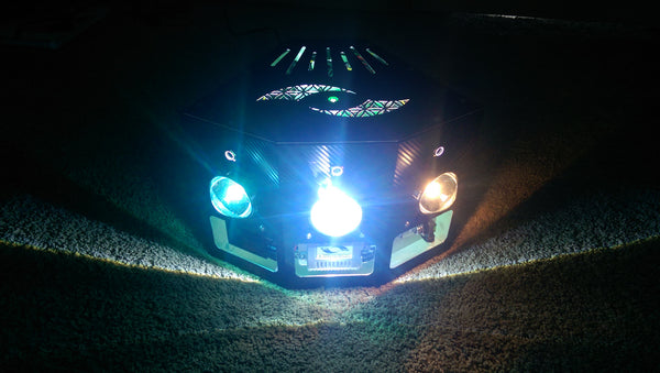 Enlight Custom Xenon HID Display Box