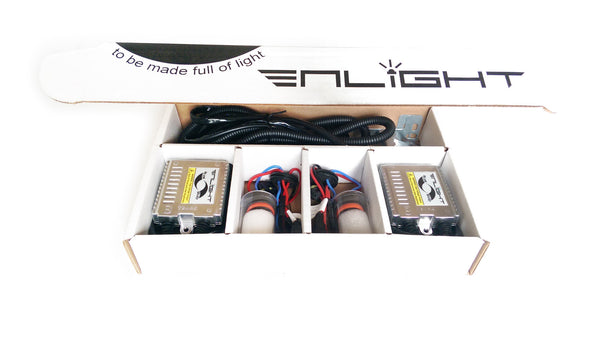 Mitsubish Evolution - Alpha Series Xenon HID Headlight Kit