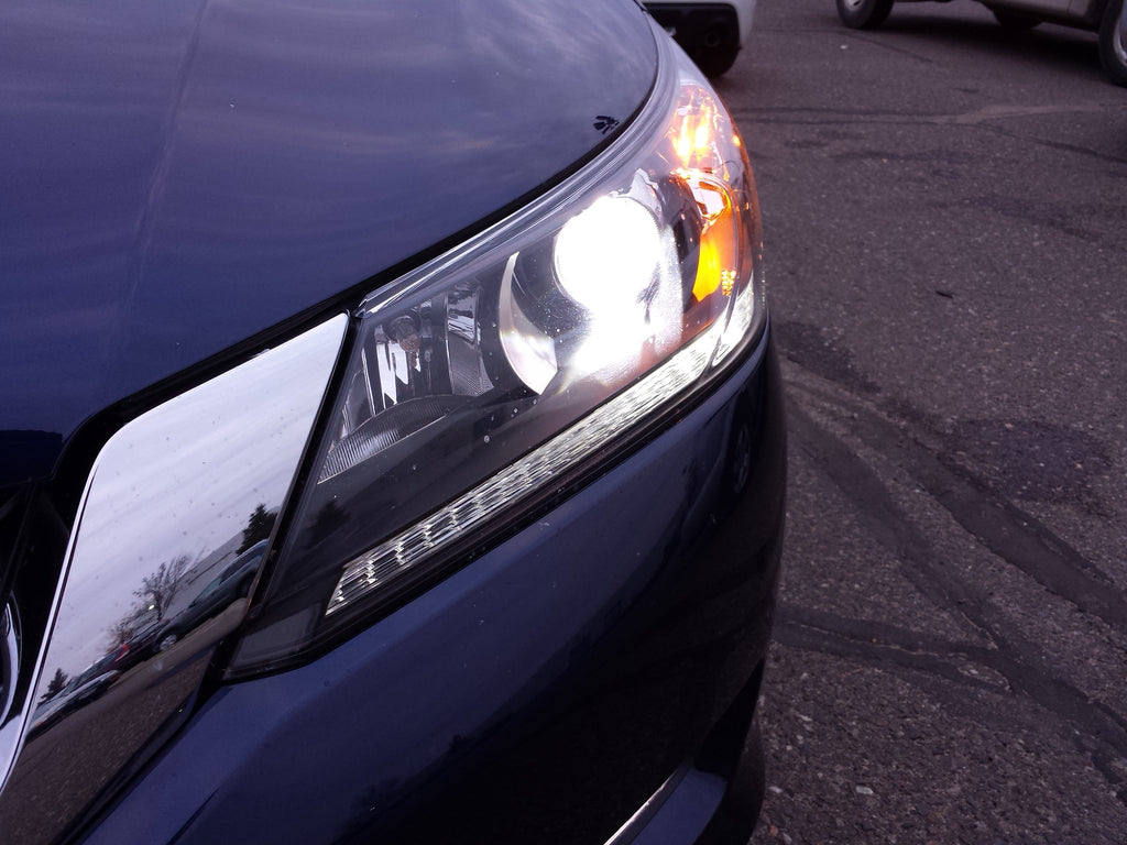 ... 2013 2015 Honda Accord   LED Headlight U0026 Fog Light ...