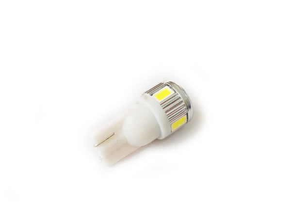 T10 / 194 / 168 Super Bright L100 LED Wedge Bulb