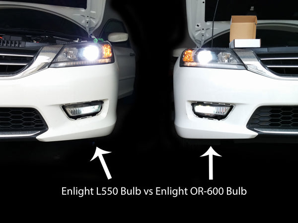 9005 Omni-Radiant OR-600 Fog Light / DRL Bulbs