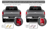 2013+ Dodge Ram LED Reverse Lights (Backup Lights)