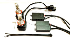 Polaris Slingshot SolarFlare LED High Beam Kit (Center Lights) - H9 Bulb Type