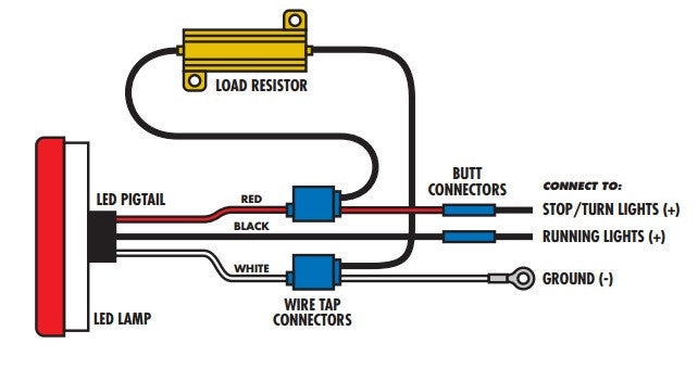 Motorcycle Led Load Equalizer Wiring Diagram Library