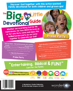 Little Worship Company Praise Party Devotional