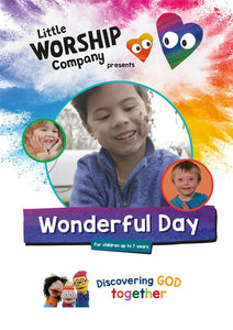 FREE Wonderful Day Little Worship Company DVD